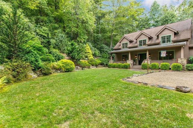 275 Club Boulevard Lm-1, Lake Toxaway, NC 28747 (#3664324) :: Stephen Cooley Real Estate Group