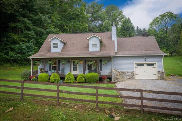 1111 Big Cove Road, Waynesville, NC 28786 (#3664328) :: LePage Johnson Realty Group, LLC