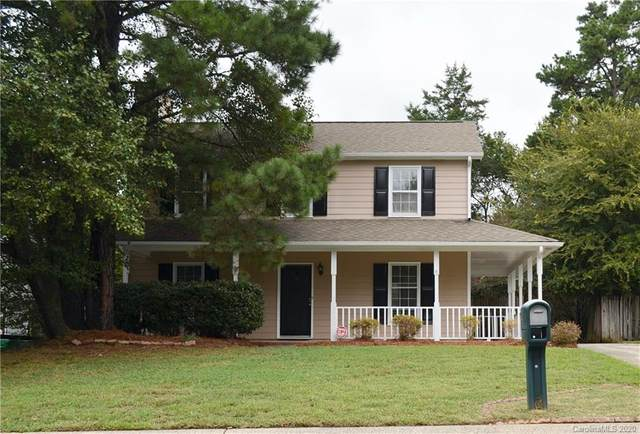 3509 Fortis Lane, Matthews, NC 28105 (#3664344) :: Homes with Keeley | RE/MAX Executive