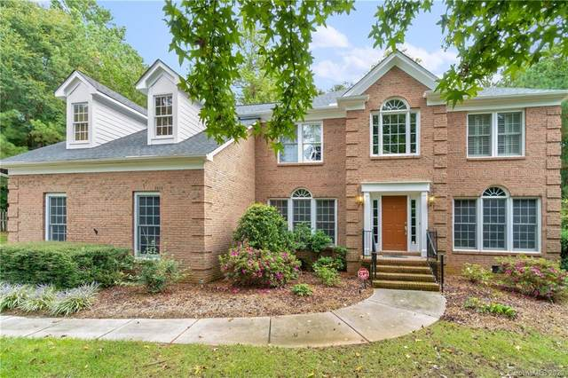 4432 Mountain Cove Drive, Charlotte, NC 28216 (#3664449) :: IDEAL Realty