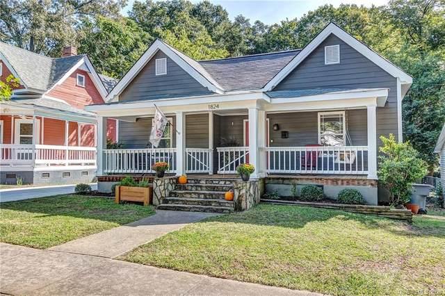 1824 Pegram Street, Charlotte, NC 28205 (#3664506) :: Puma & Associates Realty Inc.