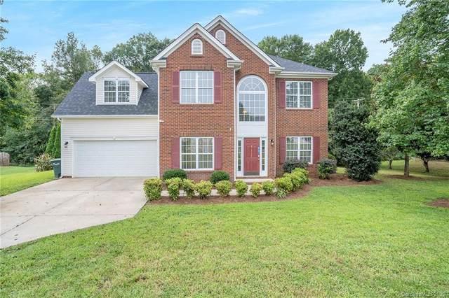 3125 Viola Lane, Monroe, NC 28110 (#3664520) :: Cloninger Properties