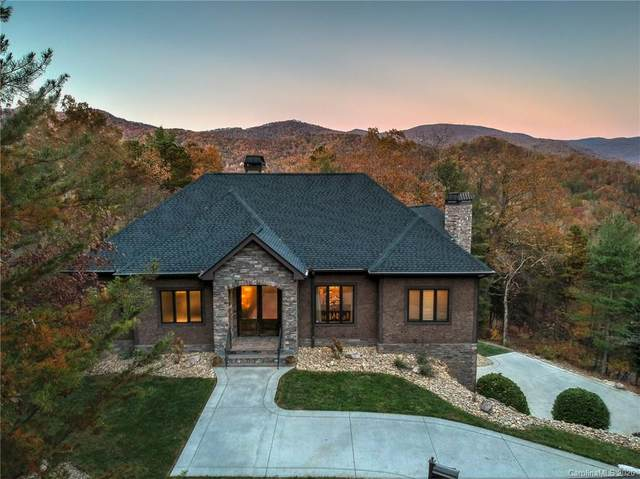45 Fairview Hills Drive, Fairview, NC 28730 (#3664527) :: High Performance Real Estate Advisors