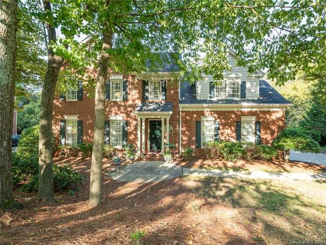 14709 Stonegreen Lane, Huntersville, NC 28078 (#3664562) :: Carolina Real Estate Experts