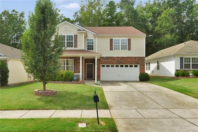 2304 Savannah Hills Drive, Matthews, NC 28105 (#3664586) :: Cloninger Properties