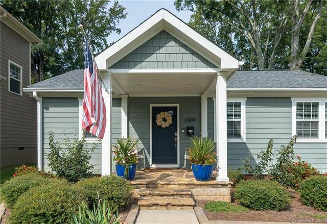 2409 Barry Street, Charlotte, NC 28205 (#3664619) :: Homes with Keeley | RE/MAX Executive