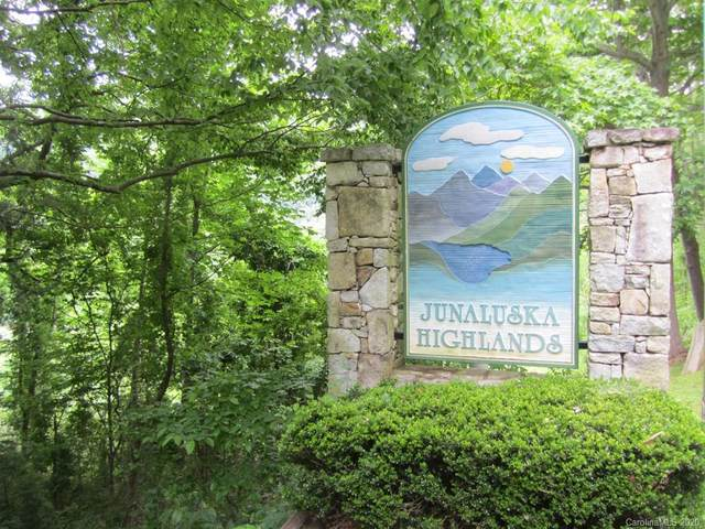 Lot #53 Montrose Lane, Waynesville, NC 28785 (#3664639) :: Homes Charlotte