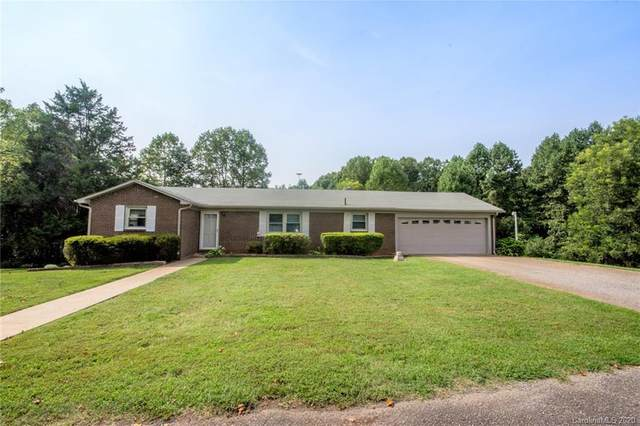 849 Garden Valley Road, Statesville, NC 28625 (#3664646) :: Stephen Cooley Real Estate Group