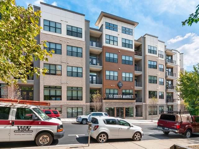 55 S Market Street #311, Asheville, NC 28801 (#3664670) :: High Performance Real Estate Advisors