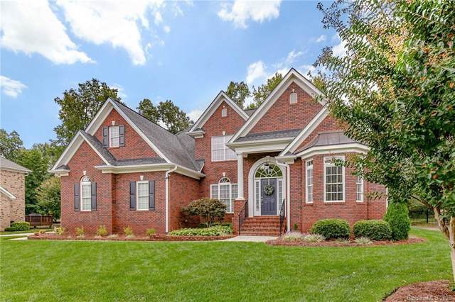 2116 Flagstick Drive, Matthews, NC 28104 (#3664726) :: High Performance Real Estate Advisors