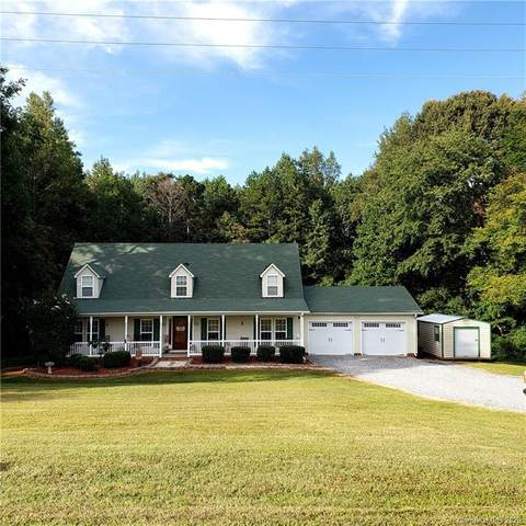 2146 Lawrence Road, Clover, SC 29710 (#3664749) :: MartinGroup Properties