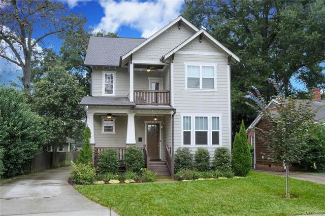 1022 Academy Street, Charlotte, NC 28205 (#3664815) :: The Downey Properties Team at NextHome Paramount