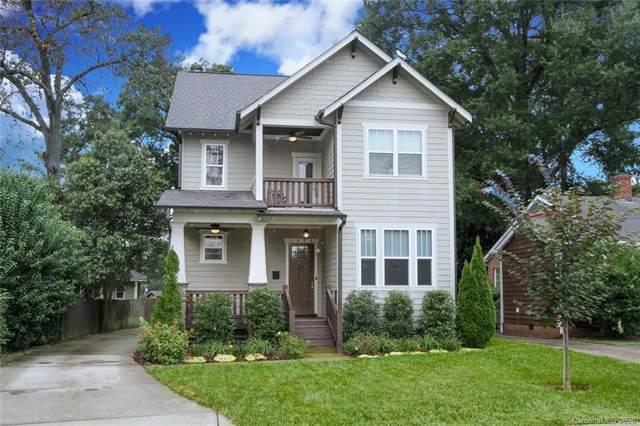 1022 Academy Street, Charlotte, NC 28205 (#3664815) :: Carolina Real Estate Experts
