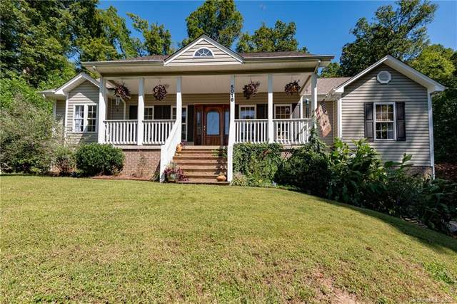 5016 Hwy 90 Highway, Collettsville, NC 28611 (#3664903) :: LePage Johnson Realty Group, LLC