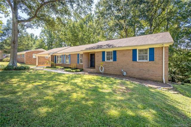 819 Waters Street, Shelby, NC 28152 (#3664962) :: Miller Realty Group