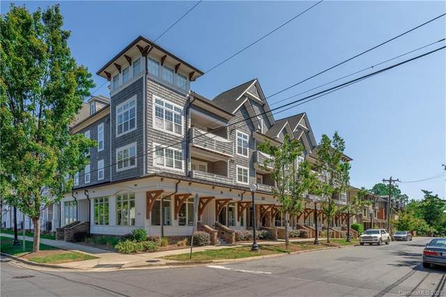 301 Tremont Avenue #201, Charlotte, NC 28203 (#3664996) :: The Downey Properties Team at NextHome Paramount