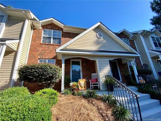 4221 Melrose Club Drive, Matthews, NC 28105 (#3665002) :: Homes Charlotte