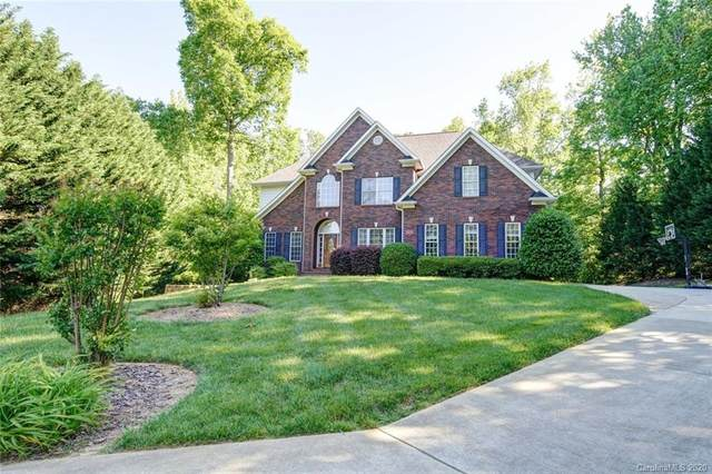 2719 Ashbourne Drive, Gastonia, NC 28056 (#3665019) :: Ann Rudd Group