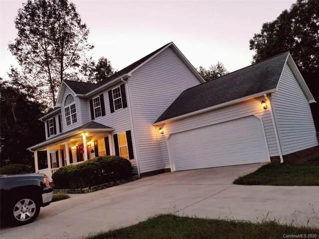 160 Pin Oak Circle, Salisbury, NC 28146 (#3665022) :: Keller Williams South Park
