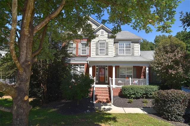481 Montgrove Place, Concord, NC 28027 (#3665033) :: High Performance Real Estate Advisors
