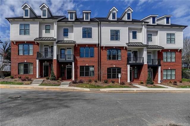 515 Griffith Village Lane #9, Davidson, NC 28036 (#3665036) :: Rinehart Realty