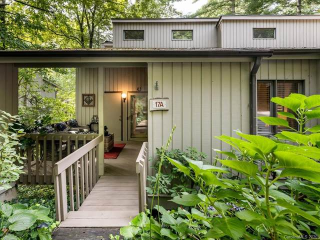 17A Cedarwood Trail, Asheville, NC 28803 (#3665038) :: Keller Williams South Park