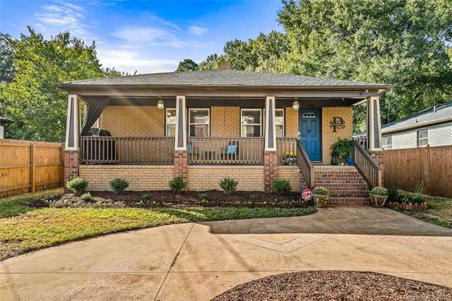 3520 Spencer Street, Charlotte, NC 28205 (#3665054) :: Keller Williams South Park