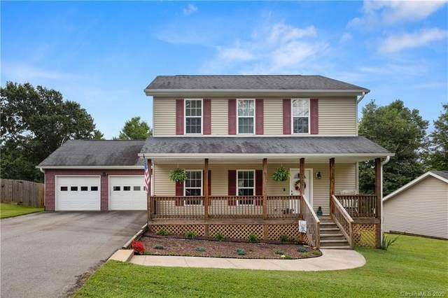 525 East Street, Candler, NC 28715 (#3665075) :: High Performance Real Estate Advisors