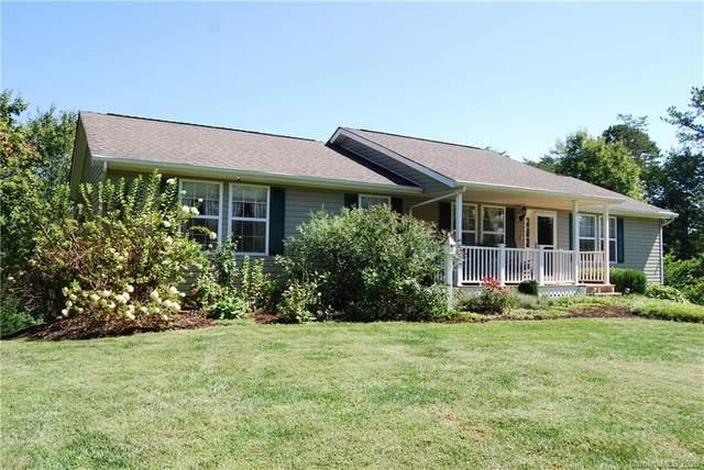 7 Mandy Lane, Weaverville, NC 28787 (#3665097) :: Exit Realty Vistas