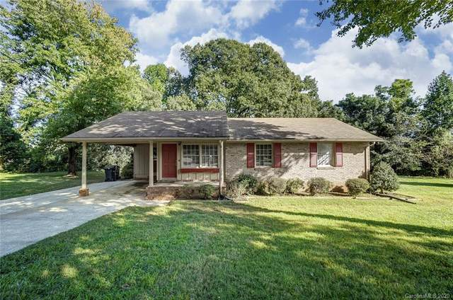 8600 Byway Road, Charlotte, NC 28214 (#3665136) :: Premier Realty NC