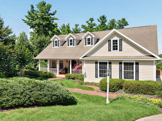 19 Thornapple Drive, Hendersonville, NC 28739 (#3665140) :: Stephen Cooley Real Estate Group