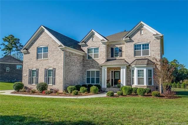 711 Copper Tree Lane, Waxhaw, NC 28173 (#3665161) :: LePage Johnson Realty Group, LLC