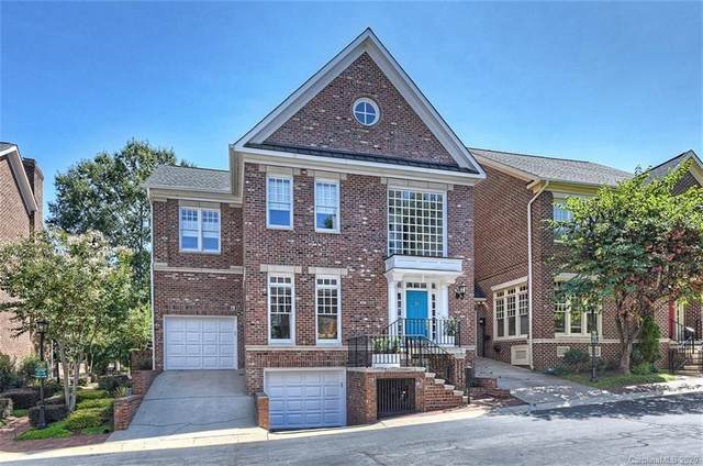 1124 Dilworth Crescent Row, Charlotte, NC 28203 (#3665174) :: SearchCharlotte.com