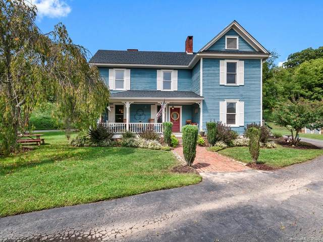 60 Love Lane, Waynesville, NC 28786 (#3665192) :: Premier Realty NC