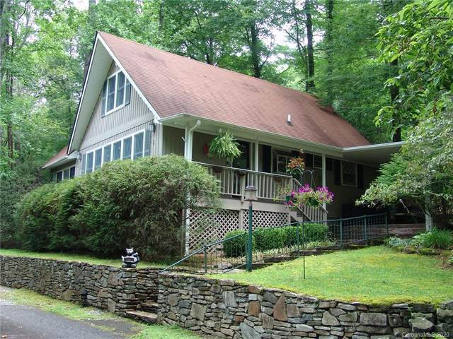 40 Toxaway Landing Drive Chalet #2, Lake Toxaway, NC 28747 (#3665279) :: BluAxis Realty