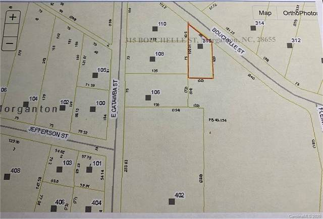 315 Bouchelle Street, Morganton, NC 28655 (#3665309) :: Stephen Cooley Real Estate Group