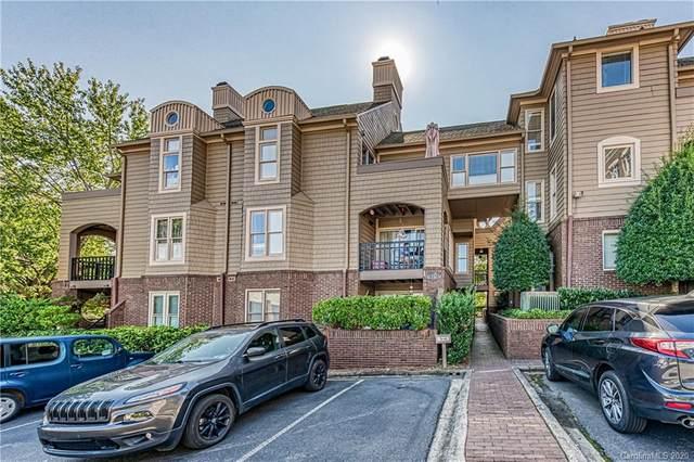 1101 E Morehead Street #42, Charlotte, NC 28204 (#3665311) :: Stephen Cooley Real Estate Group