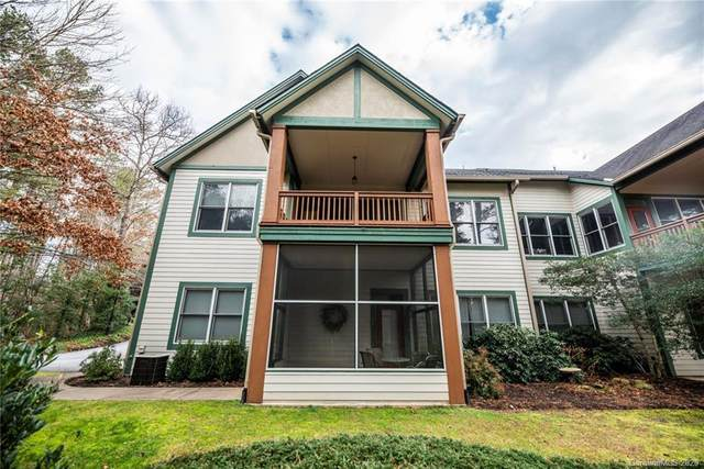 47 Ridgetop Circle #102, Brevard, NC 28712 (#3665324) :: High Performance Real Estate Advisors