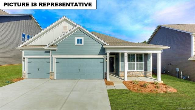 121 Asher Lane #192, Mooresville, NC 28115 (#3665340) :: High Performance Real Estate Advisors