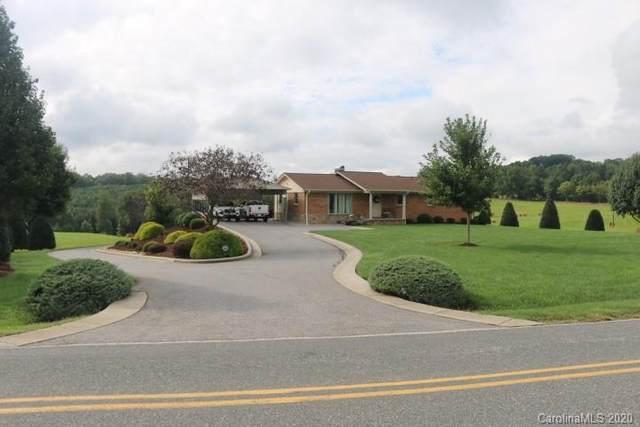 1395 Huckleberry Ridge Road, Hiddenite, NC 28636 (#3665345) :: LePage Johnson Realty Group, LLC