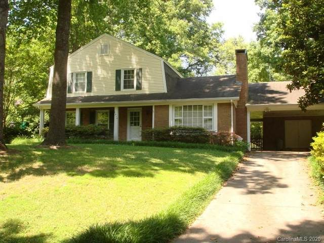 7014 Valley Haven Drive, Charlotte, NC 28211 (#3665349) :: High Performance Real Estate Advisors