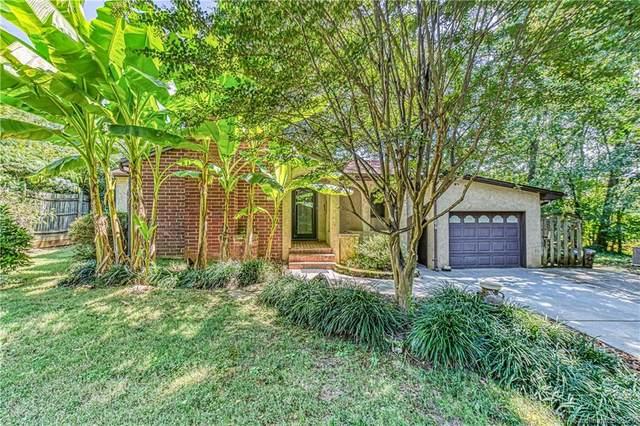 5317 Buckingham Drive, Charlotte, NC 28209 (#3665362) :: Carolina Real Estate Experts