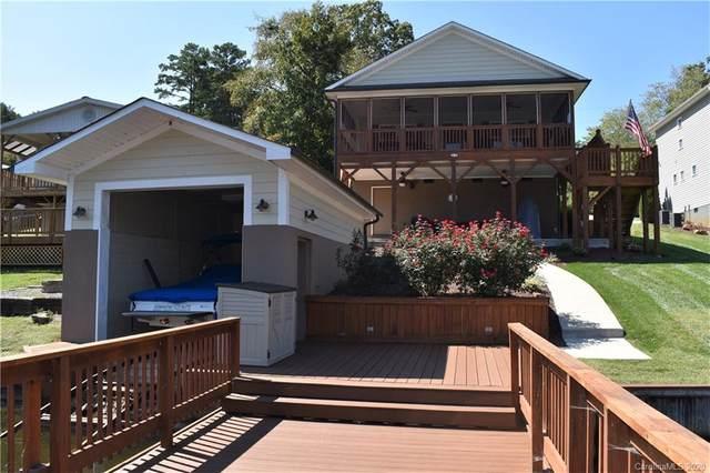 3542 Pinehaven Drive, Badin Lake, NC 28127 (#3665389) :: Homes Charlotte
