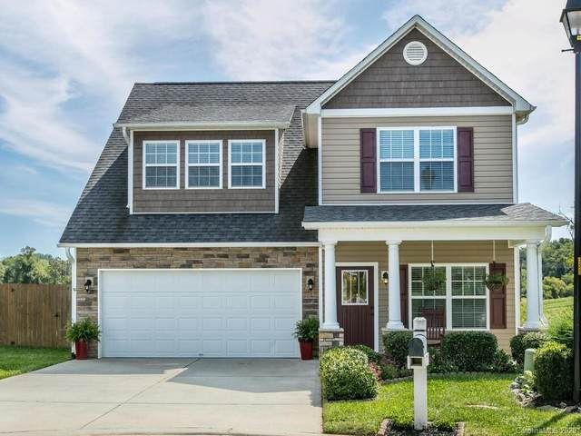 7 Maxim Court, Arden, NC 28704 (#3665390) :: Miller Realty Group