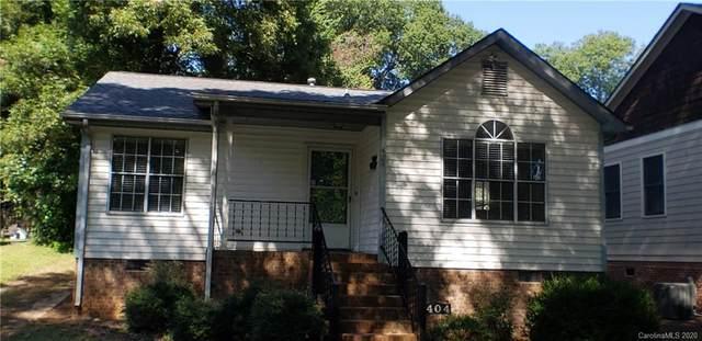 404 Kingston Avenue, Charlotte, NC 28203 (#3665423) :: Rinehart Realty