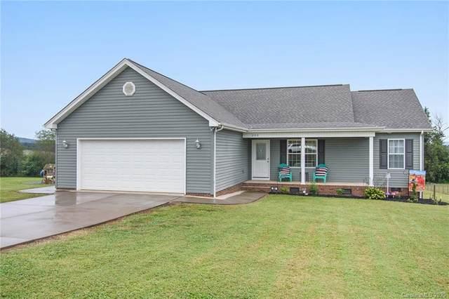 200 Stable Brook Lane, Taylorsville, NC 28681 (#3665437) :: Exit Realty Vistas