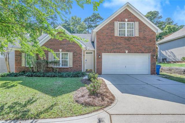 2112 Candlelight Woods Drive, Matthews, NC 28105 (#3665451) :: Scarlett Property Group