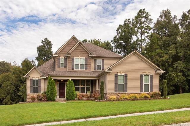 2314 Fairport Drive, Concord, NC 28025 (#3665457) :: Stephen Cooley Real Estate Group