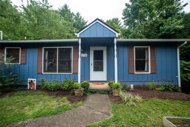 216 Eastwood Avenue, Swannanoa, NC 28778 (#3665526) :: Miller Realty Group