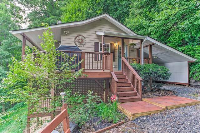 181 Rebel Ridge Road, Maggie Valley, NC 28751 (#3665528) :: Charlotte Home Experts